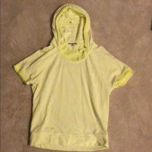 Gap Yellow Hoodie